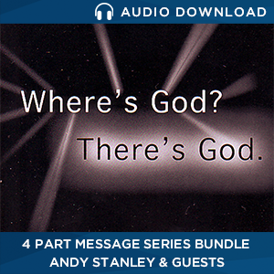 Where's God? There's God. Audio Download
