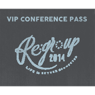 re:group 2014 Conference Bundle