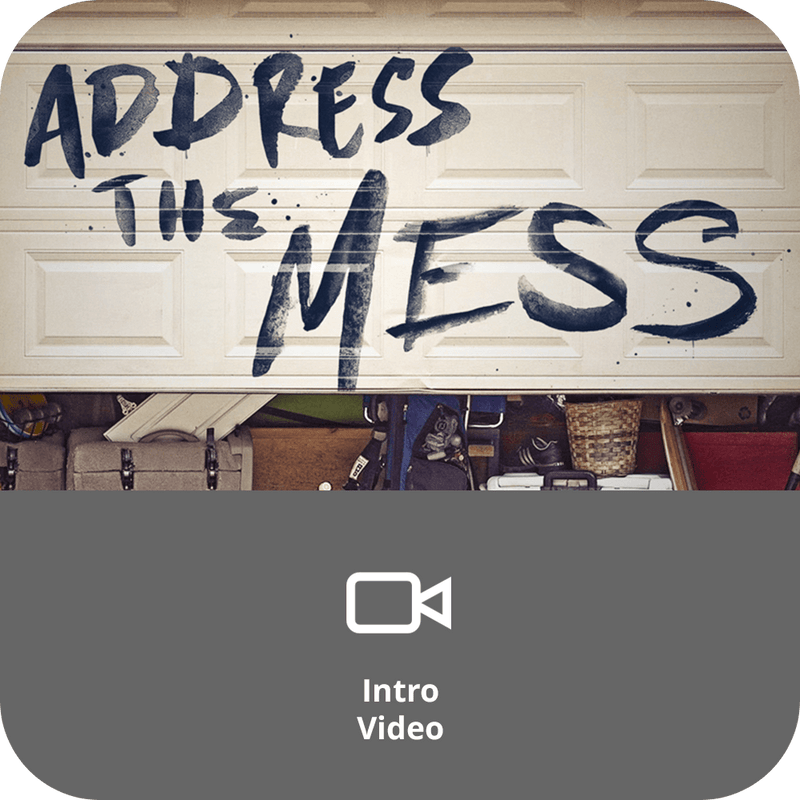 Address the Mess DVD