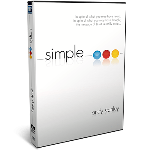 Simple DVD Message Series by Andy Stanley