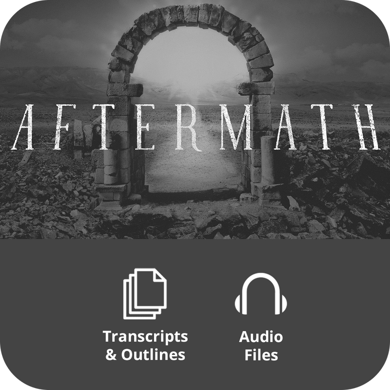 Aftermath Premium Sermon Kit | 3-Part