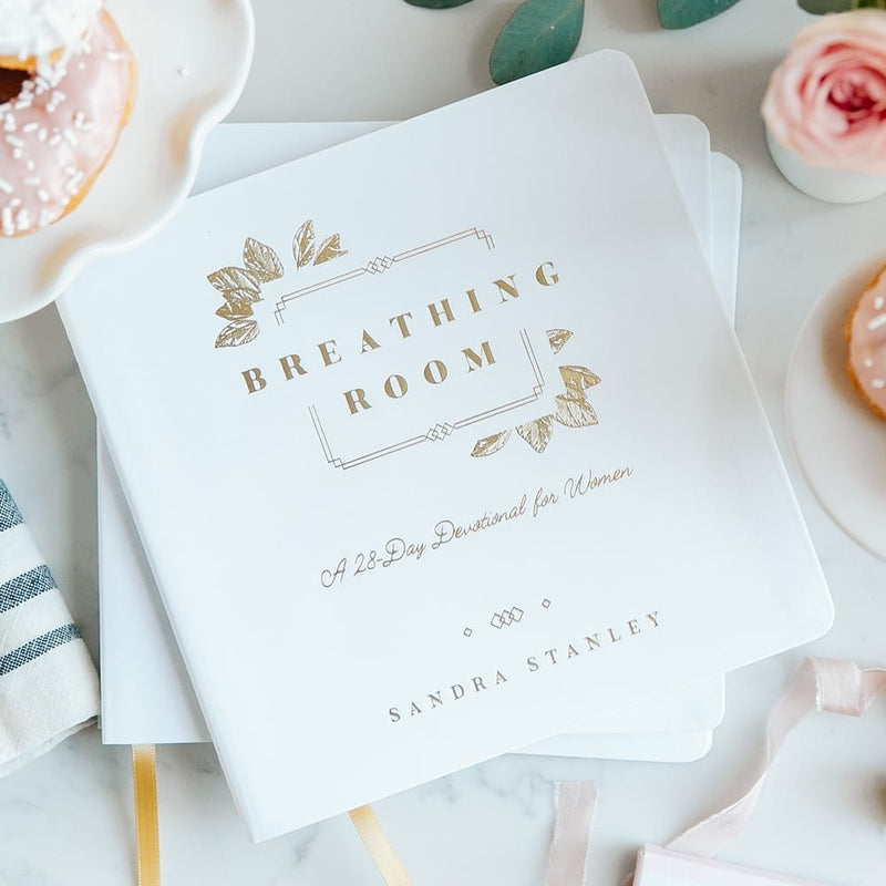 Breathing Room: A 28-Day Devotional for Women by Sandra Stanley