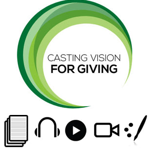 Casting Vision for Giving Basic Sermon Kit | 3-Part