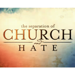 The Separation of Church and Hate Transcript