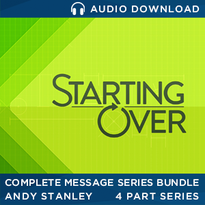 Starting Over Audio Download