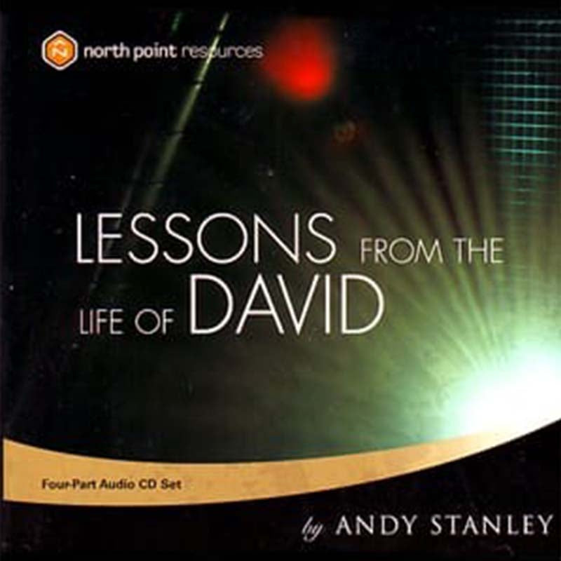 Lessons From the Life of David CD Series