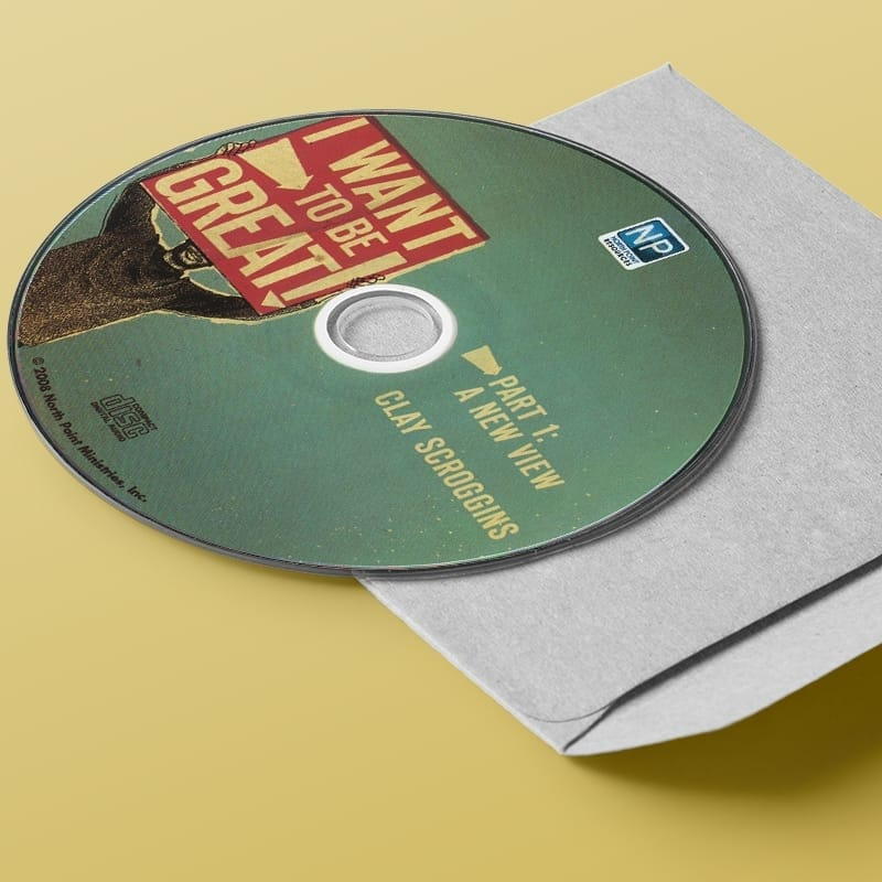 I Want To Be Great! CD Series on Character by Andy Stanley and Clay Scroggins