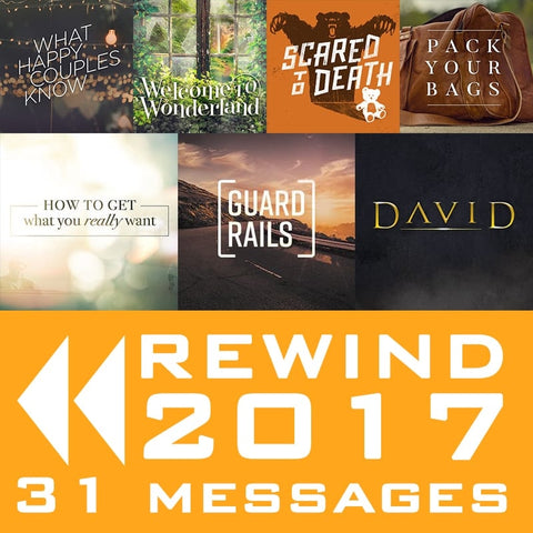 Rewind 2017 - A Year of Andy Stanley