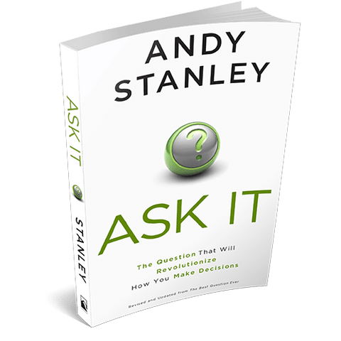 Ask It Paperback Book by Andy Stanley