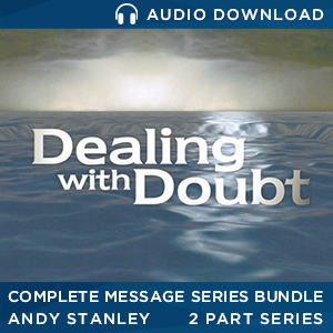 Dealing With Doubt Audio Download