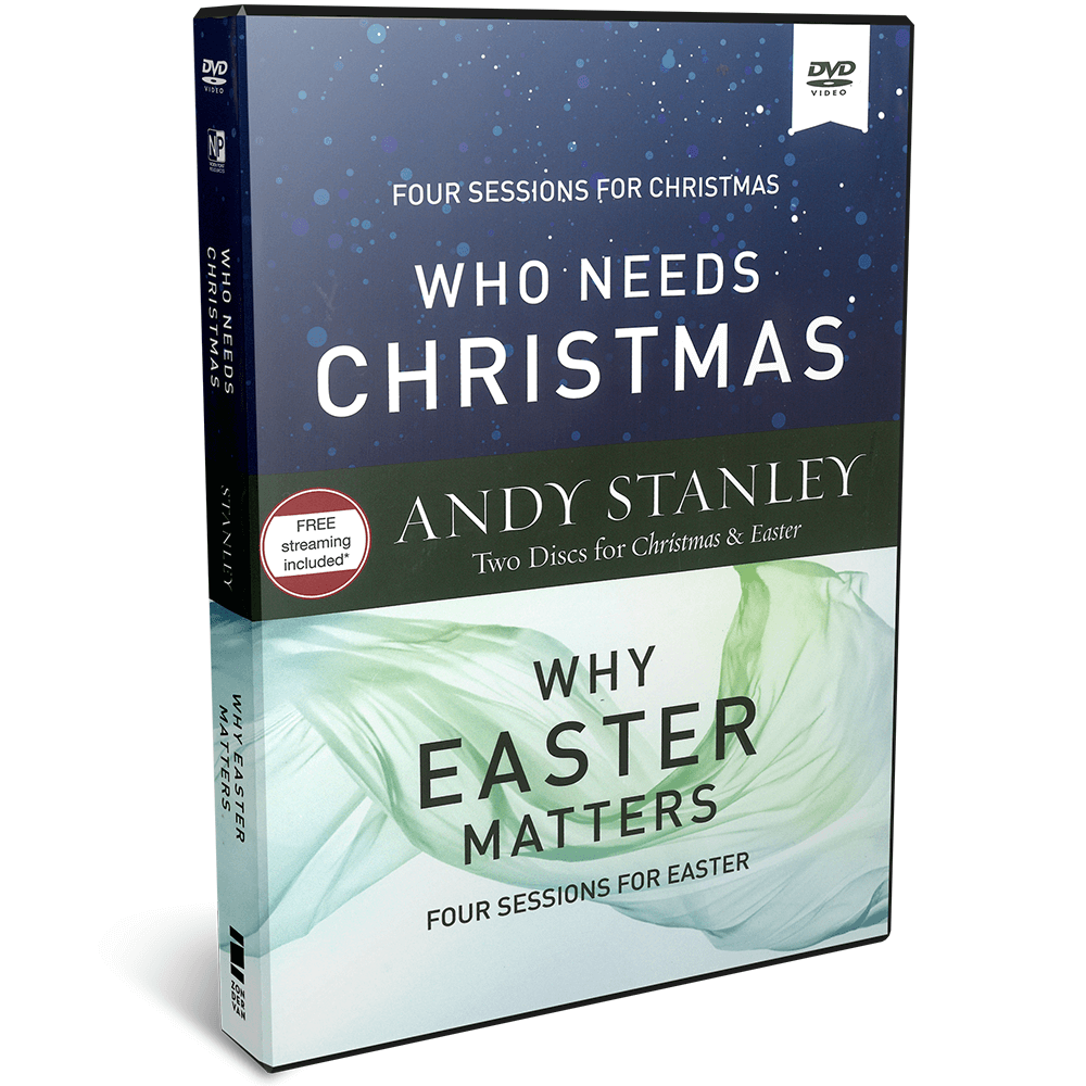 Who Needs Christmas / Why Easter Matters Video Study