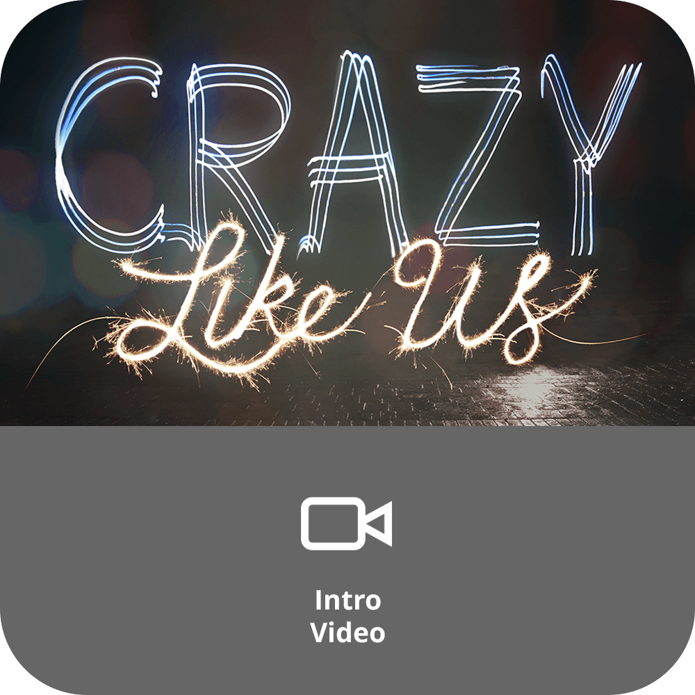 Crazy Like Us Sermon Intro Video
