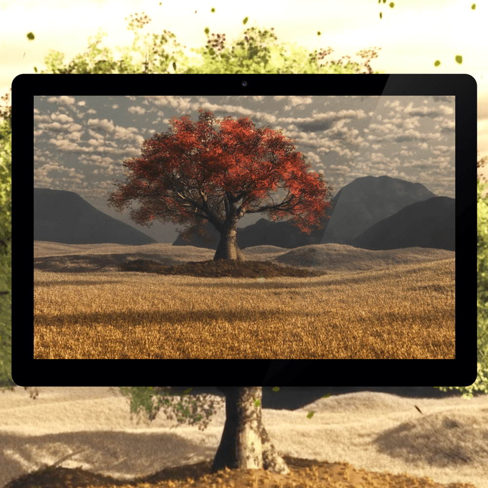 Unbelievably Believable Tree Video + Chart Kit