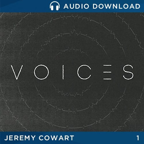 Voices, Part 1: I Can't - Message by Jeremy Cowart