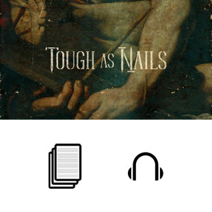 Tough As Nails Basic Sermon Kit | 3-Part