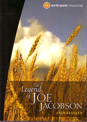 The Legend of Joe Jacobson CD Series