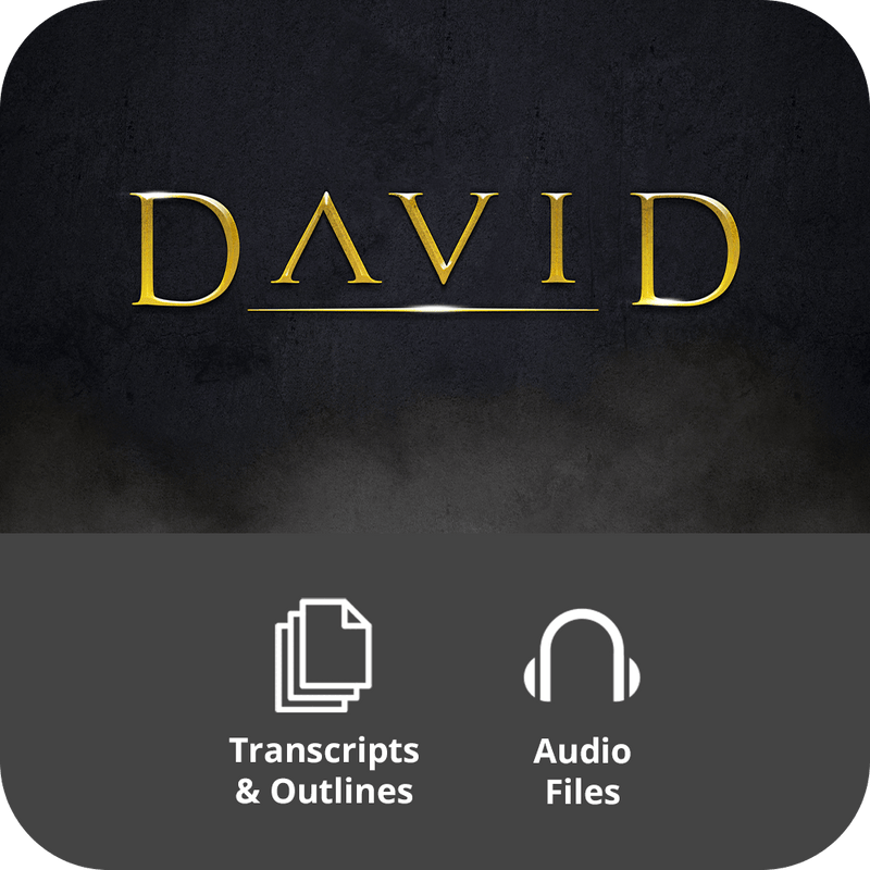 David Basic Sermon Kit | 5-Part