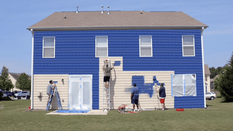 Groups Promo Video | Painting the House
