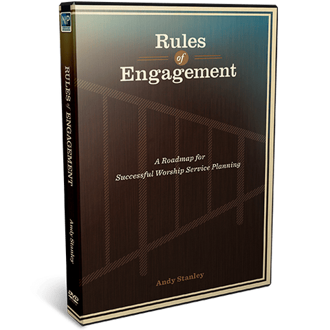 Rules of Engagement: A Roadmap for Successful Worship Service Planning