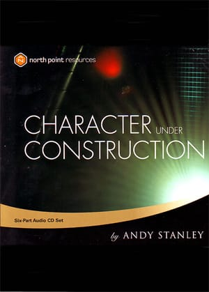 Character Under Construction CD Series