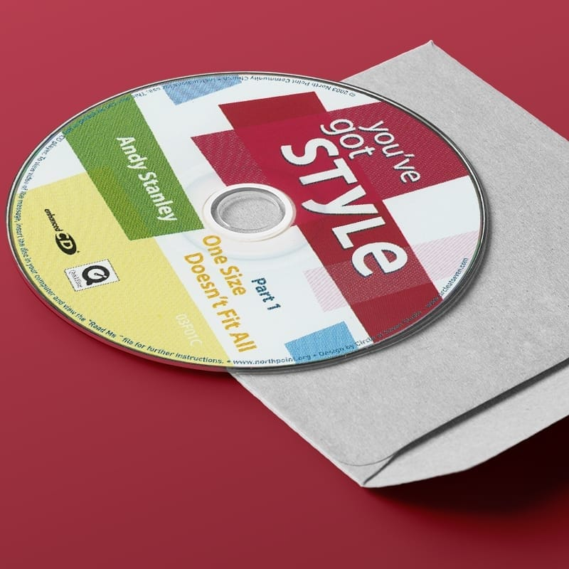 You've Got Style CD Series by Andy Stanley