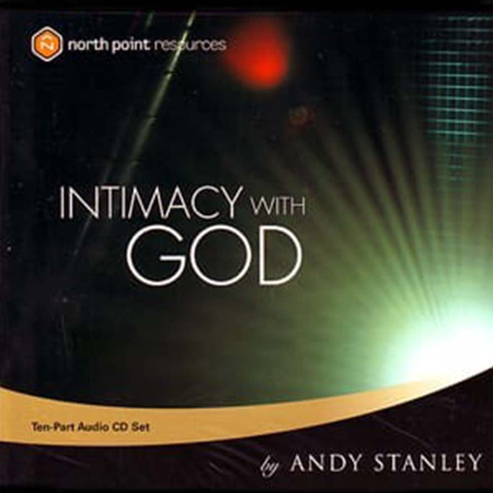 Intimacy With God CD Series
