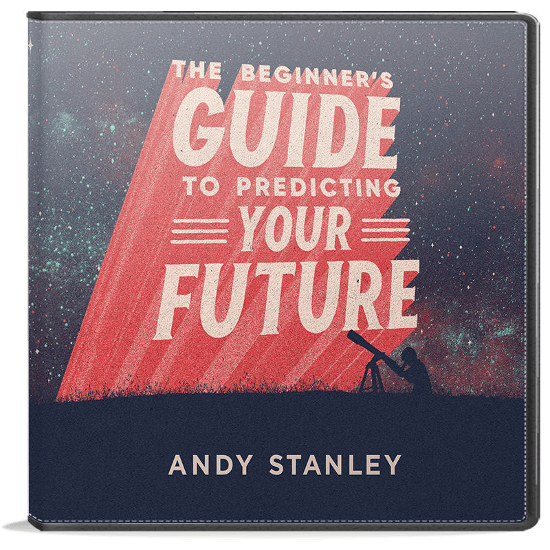 The Beginner's Guide to Predicting Your Future CD Series