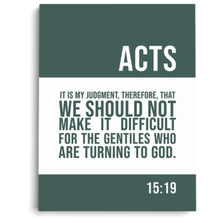Acts 15:19 Printable