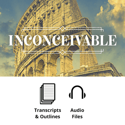 Inconceivable Basic Sermon Kit | 1-Part