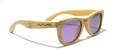 Full Bamboo & Polarized Orion Purple