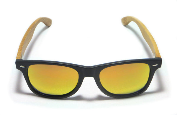 Black & Polarized Fire - Future Originals - Future-Wear - Carbon Sunglasses
