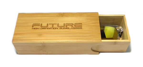 Future Bamboo Sliding Case