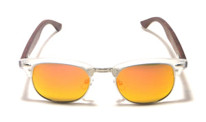 Translucent & Polarized Sunset - Future Timeless - Future-Wear - Carbon Sunglasses