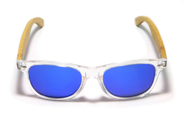 Translucent & Polarized Cobalt Blue - Future Originals