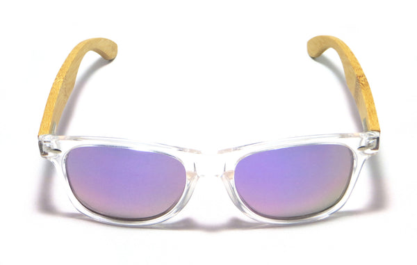 Translucent & Polarized Orion Purple - Future Originals - Future-Wear - Carbon Sunglasses