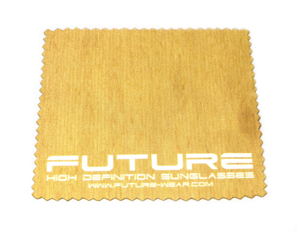 Full Bamboo & Polarized Fire - Future-Wear - Carbon Sunglasses