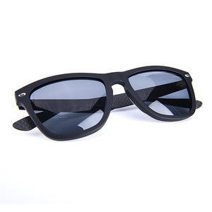 Carbon Fibre Combination Shades Polarized Midnight Black - Future Originals - Future-Wear - Carbon Sunglasses