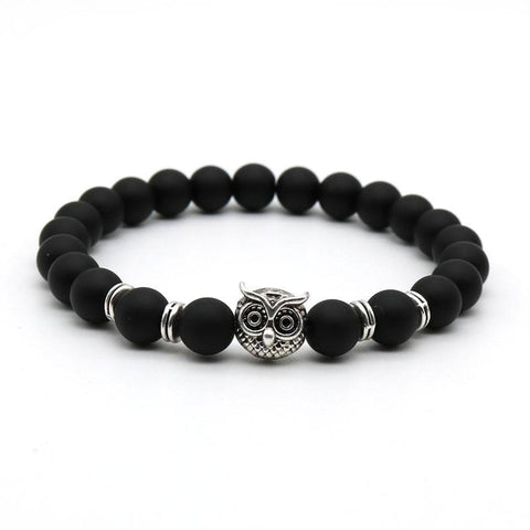 The Owl Bracelet - The Moonlight Society