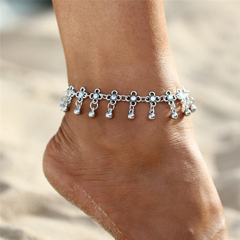 The Sundrenched Anklet