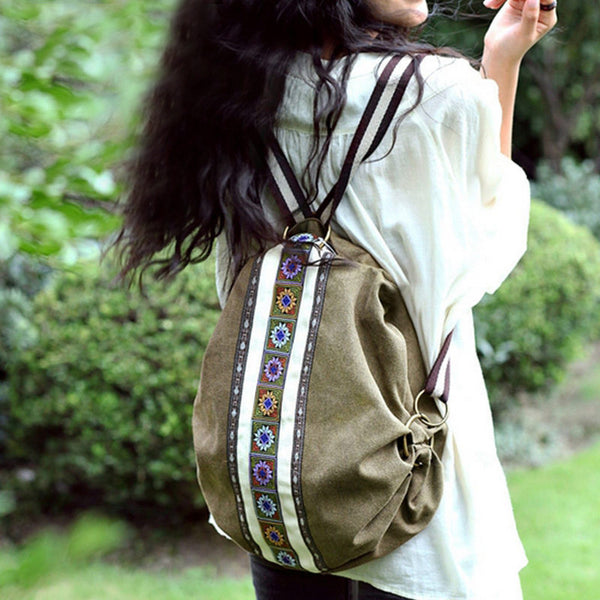 The Wanderlust Backpack
