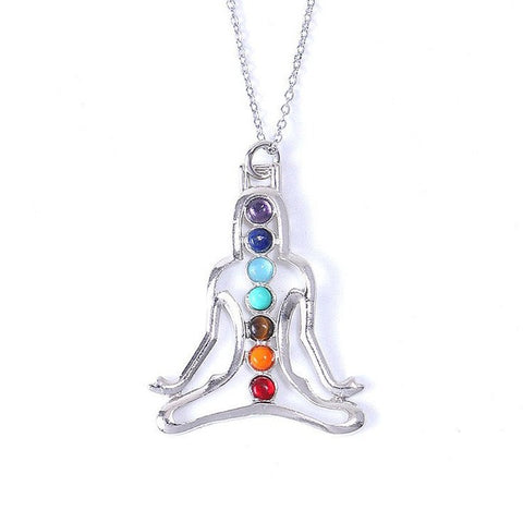 Seven Chakra Necklace - The Moonlight Society
