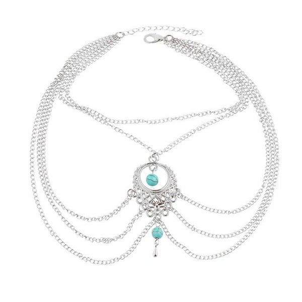 The Gypsy Anklet - The Moonlight Society