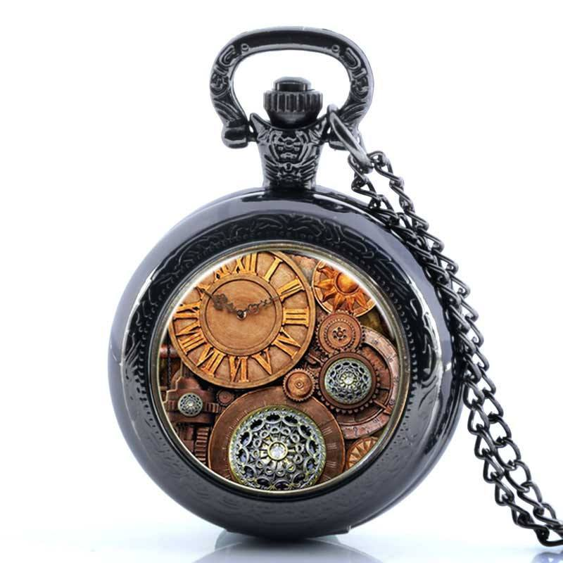 The Traveler's Pocket Watch - The Moonlight Society