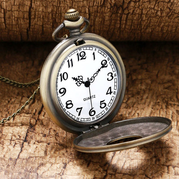 The Bronze Pocket Watch - The Moonlight Society