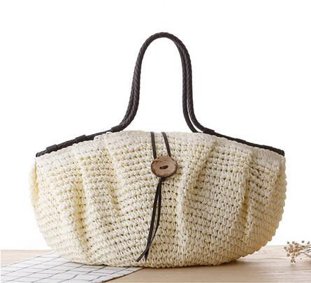 The Woven Shoulder Bag