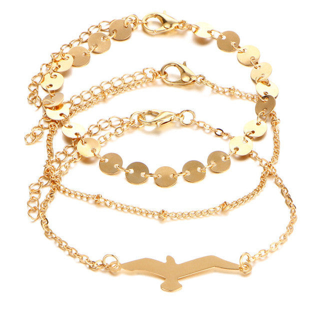 The Free Spirit Bracelet Set