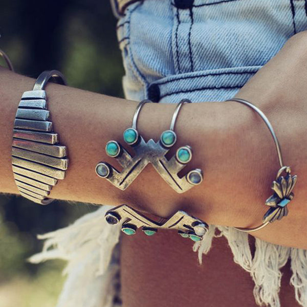 Gypsy Sunset Bangles