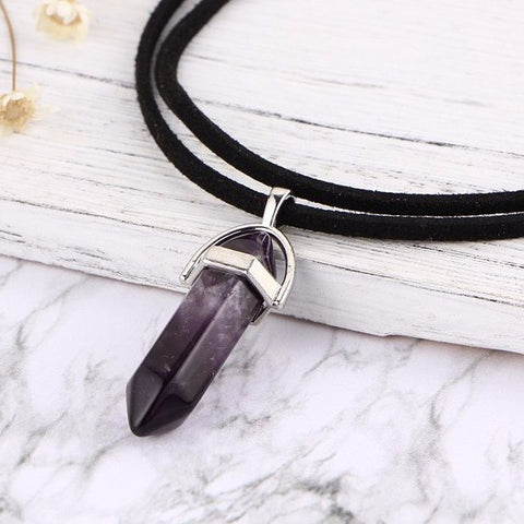 Chakra Quartz Choker - The Moonlight Society