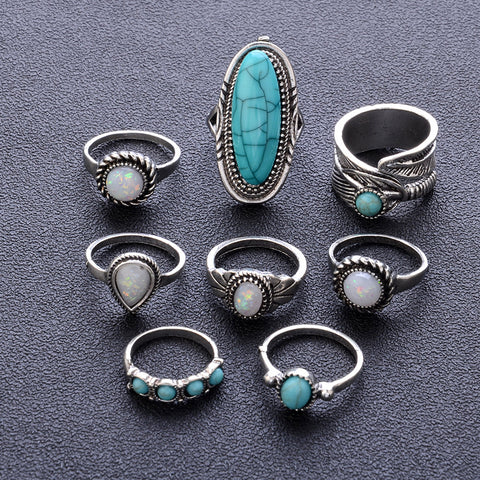 Old Fashion Ring Set.