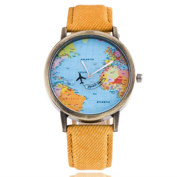 Wanderlust Travel Watch - The Moonlight Society